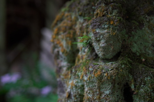 三瀧寺の石仏など