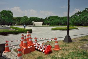 平和記念公園へ