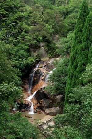 大野町・妹背の滝