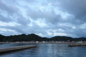 浜田の釣り