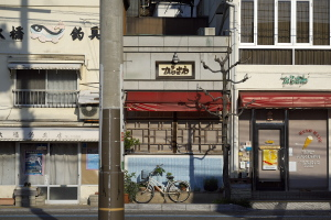 新春・尾道猫撮り2