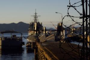 潜水艦桟橋