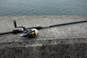 憧れの釣り場
