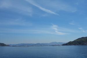 早瀬と大君の漁港