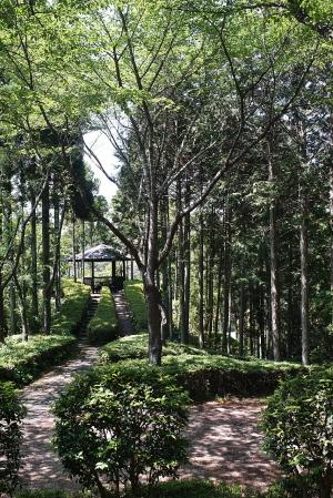 続・湧永満之記念庭園