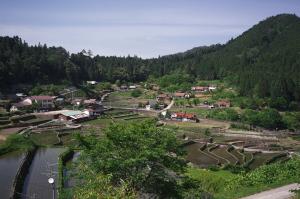 井仁の棚田