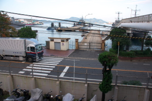 呉基地SS桟橋