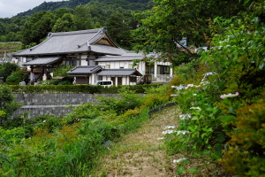 観音寺と植物公園