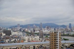 江波山眺望