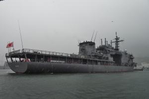 続・雨の呉艦船めぐり