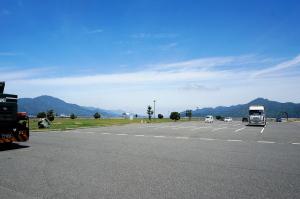 大竹の東栄地区港湾緑地