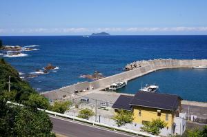 浜田の釣り場