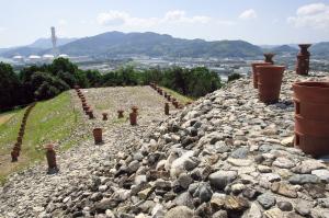 茶臼山古墳-2