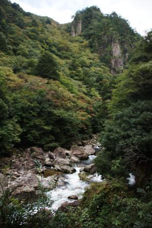 癒やしの峡谷