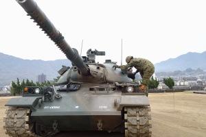 正しい戦車の乗り方