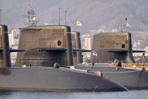 呉のサブマリン艦隊