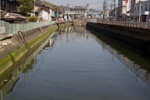 日比崎小と栗原川