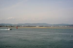 尾道名所・山波の洲