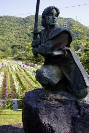 吉香公園の花菖蒲