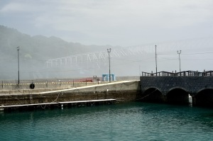安芸灘・霧の海