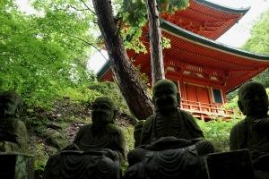 三原の仏通寺へ