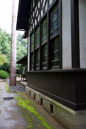 RX1の旧呉鎮守府司令長官官舎