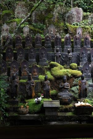 雨上がりの三瀧寺