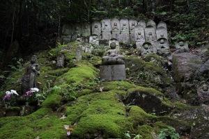 三瀧寺の石仏