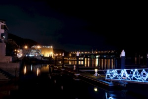 RX1の尾道夜景