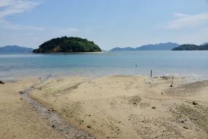 武智丸と大芝島と