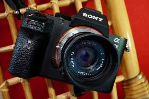 カメラと尾道