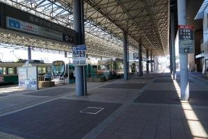 広島港のヒロデン