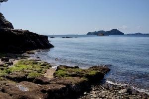 ひじきの島へ