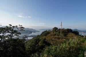シリーズ眺望-黄金山展望台
