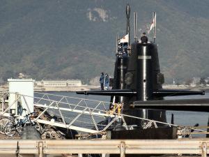 クローズアップ潜水艦