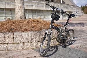 自転車チェック