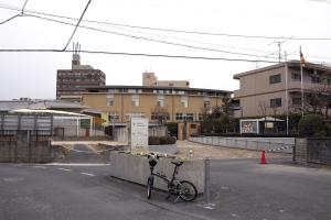 太田川走行