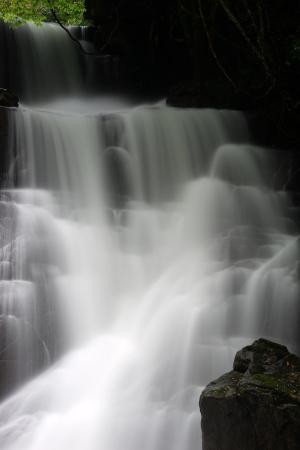 縦位置の深山峡